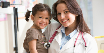 medical assistant for pediatrics