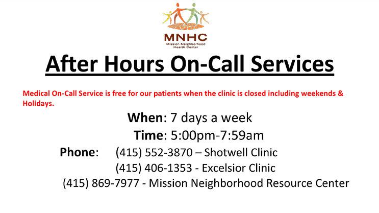 Home - Mission Neighborhood Health Center